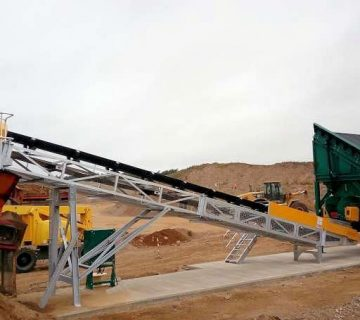 Static Conveyors